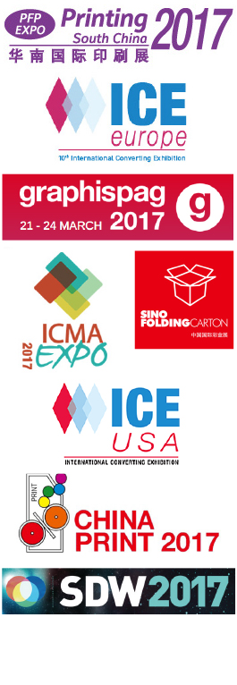Trade show - Ice Europe 2017 - Vacuumatic paper counting machines
